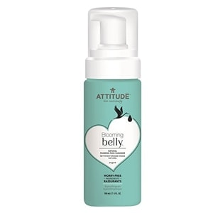 Attitude Natural Foaming Face Cleanser
